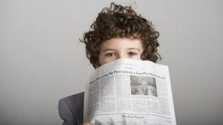 新聞いらないと思ってた自分が恥ずかしい。新聞は便利。